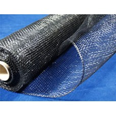 Large Roll of Black Geo Mesh