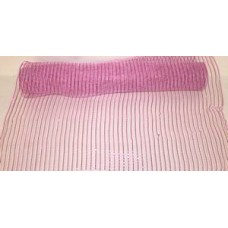 Large Roll of Pale Pink Geo Mesh