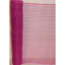 Large Roll of Pink Geo Mesh