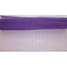 Large Roll of Purple Geo Mesh