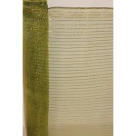 Large Roll of Sage Green Geo Mesh