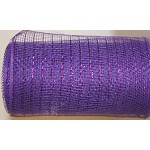 Small Roll of Purple Geo Mesh
