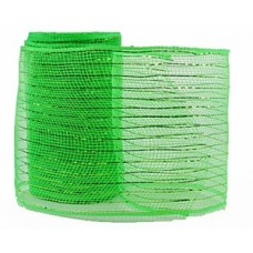 Small Roll of Elf Green Geo Mesh