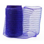Small Roll of Royal Blue Geo Mesh